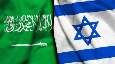 صورة من الرياض إلى تل أبيب اللهجة واحدة