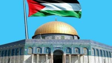 صورة تحرير القدس ؛  يزدهر نصرا خامنئيا من عند الله