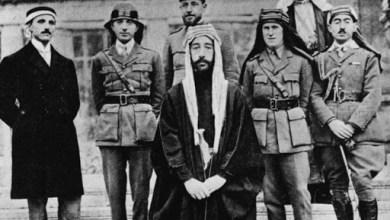 صورة زعماء عرب أسسوا دولا خارج أوطانهم