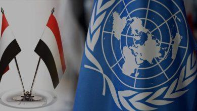 صورة همجية الامم المتحده توضف المنظمات الحقوقيه فيما يخدم اهدافها العدوانيه الخاصه