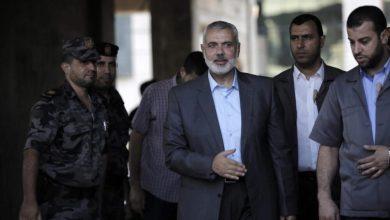 صورة حصيلة زيارة وفد حركة حماس الى بيروت.. و لقاء نصر الله..