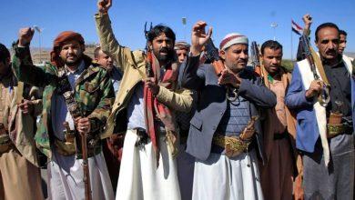 صورة اليمنيون الأشاوس ينتقمون لكرامة ودماء كل المسلمين في العالم اللذين قتلتهم منظمات آل سعود الإرهابية
