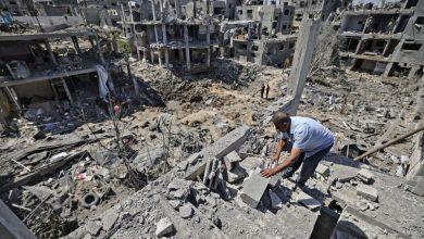 صورة الأبعاد العميقة لوقف إطلاق النار في غزة