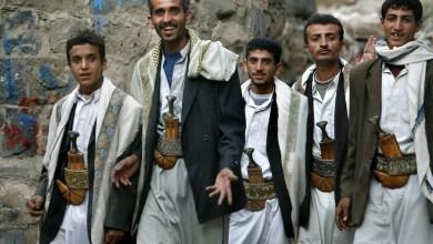 صورة الحقيقة لاغير  المواطن اليمني اصبح محط احترام وتقدير العالم