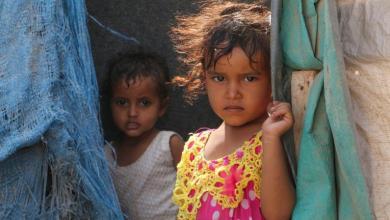 صورة دماء الأطفال ورقة أممية سياسية..  للضغط على جماعة انصار الله اليمنية!!