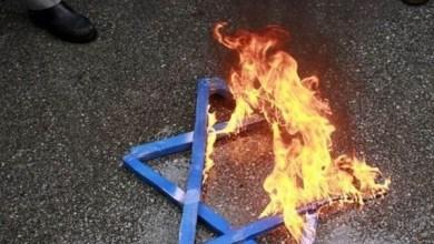 """صورة الإمام الخميني لم يقبل بإقل من زوال """"إسرائيل"""""""