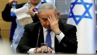 صورة حكومة العدو الصهيوني  الحاليه والإرضيه الهشه التي تقف عليها وشبح البالونات !