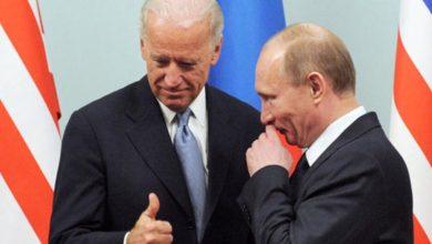 صورة الخلافات الـ 6 الأساسية بين روسيا والولايات المتحدة قبيل لقاء بوتين وبايدن