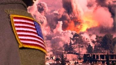 صورة أمريكا .. الإجرام وعدو السلام !!