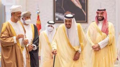 صورة بيان عماني- سعودي بشأن اليمن .. والأخيرة تنعي المبادرة الأممية