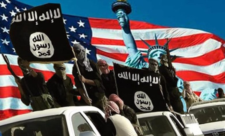 صورة التنظيمات الإرهابية.. ورقة أمريكية تالفة!!