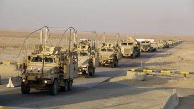 صورة أستفتاء الشعب على الانسحاب العسكري الامريكي من العراق