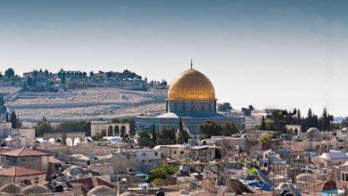 صورة فلسطين الحق، وعين الحقيقة