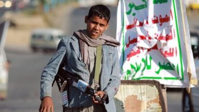 """صورة الحوثي يعلن """"النصر"""" .. تفاصيلُ معركة الساعات الاخيرة على مشارف مدينة مأرب"""