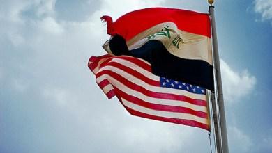 صورة إصبع على الجرح ..  العراق وأميركا.. مفاوضات التيتي . تيتي  ..