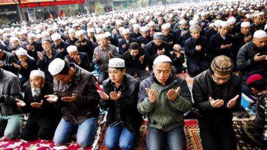 صورة تحقيق: الصين يمكنها احتجاز مليون مسلم في وقت واحد