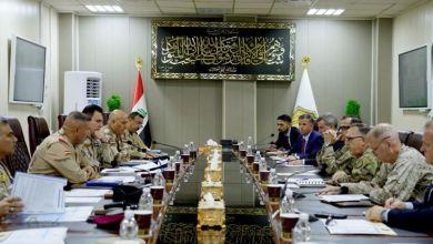 صورة كواليس اللجان العراقية الامريكية  وجولة في التصريحات