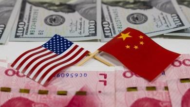 صورة مسار هبوط هيمنة الدولار على اقتصاد العالم وأداء الدور الصيني