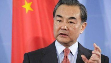 صورة وزير الخارجية الصيني يكشف عن مقترح من 4 نقاط لحل القضية السورية