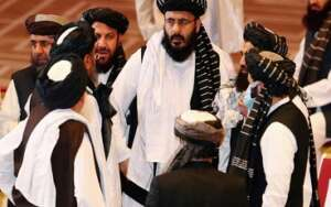 """صورة دروسٌ طالبانية متعددةُ الاتجاهاتِ ومختلفةُ العناوين """"3""""  المفاوضاتُ قوةُ العزيزِ وإرادةُ الواثقِ"""