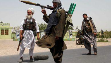 صورة افغانستان بداية إنهيار مشروع إحتواء الشرق