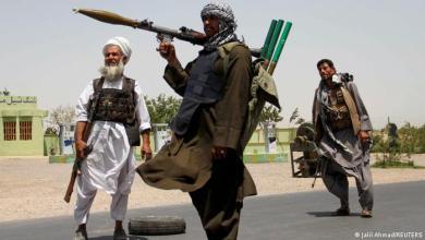 صورة افغانستان بداية انهيار مشروع احتواء الشرق