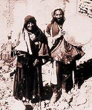 صورة عشائر النَّوَر أو الغجر ،ماضيهم وحاضرهم ومستقبلهم
