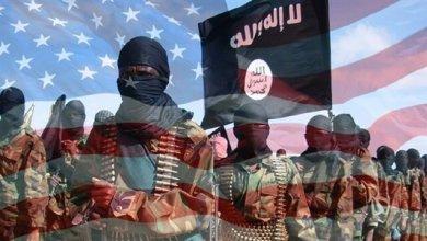 صورة داعش واميركا ..الفراق ام الوفاق ؟