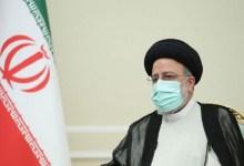صورة رئيسي يؤكد أن إيران لن تسمح بتموضع تنظيم الدولة الإسلامية عند حدودها