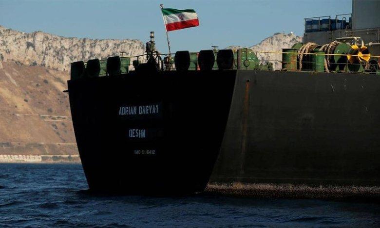صورة كسرت سفينة المازوت الحصار الأمريكي على ثلاث دول