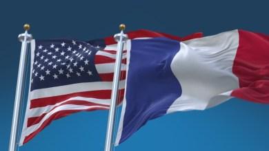 صورة الأزمة الفرنسية الأمريكية