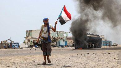 صورة العدوان عدو الإنسانية في اليمن .؟!