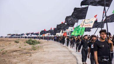 صورة مسيرة الأربعين من العشق إلى الوجوب