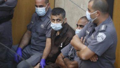 """صورة """"أسرى نفق الحرية"""" لعنة أبدية على الكيان الاسرائيلي .؟!"""