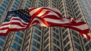 صورة انتهى وقت أمريكا!