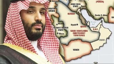 صورة الإملاءات الخارجية قد تجر السعودية لهاوية السقوط والتقسيم .؟!