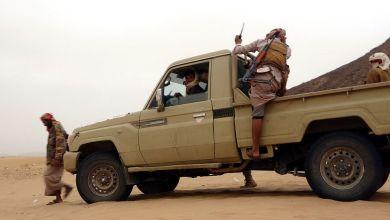 """صورة """"أنصار الله"""" تتقدم في معارك مع الجيش اليمني جنوب مأرب"""