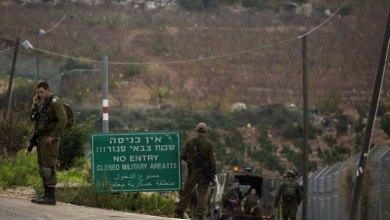 """صورة ما وراء فتح """"اسرائيل"""" للحدود مع لبنان"""