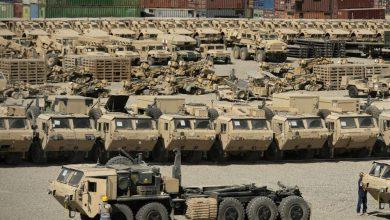 صورة بينها 100 مروحية… هذا هو عدد الأسلحة الأميركية المتروكة في أفغانستان