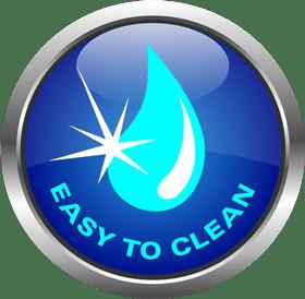 سهولة التنظيف