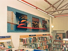 Caldicot Library commission