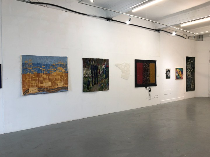Heallreaf 3 at Surface Gallery 1