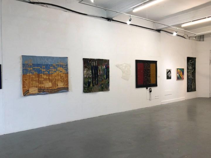 Heallreaf 3 at Surface Gallery 1