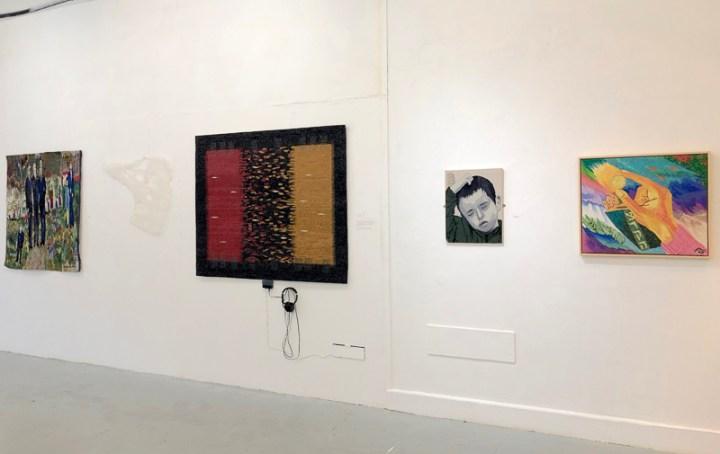 Heallreaf 3 at Surface Gallery 2