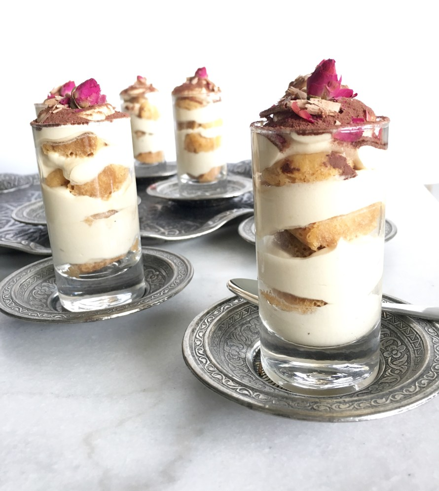 Earl Grey, Honey & Rose Tea'ramisu