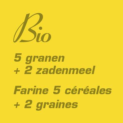 Bio meergranenbrood