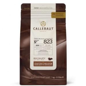 Chocolade callets melk