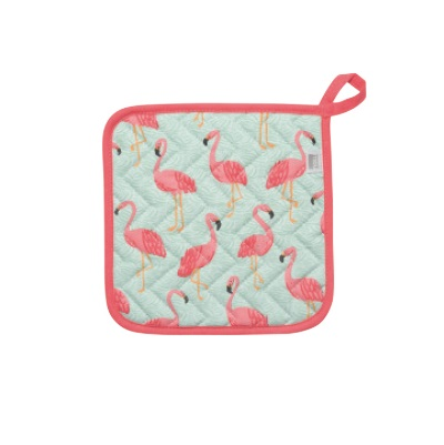 pannenlap Flamingos