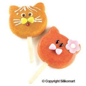 silikomart siliconenvorm Cat