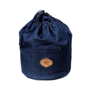 Denim Blue Pocket